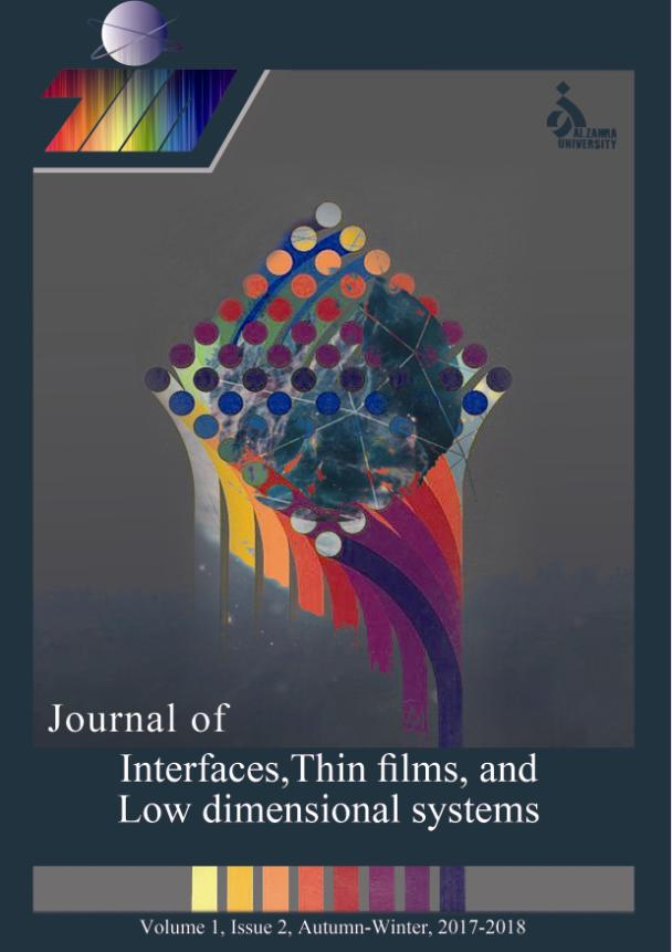 Journal of Interfaces, Thin Films and Low dimensional systems